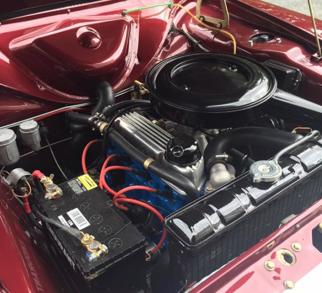 Original 1966 mk1 Cortina